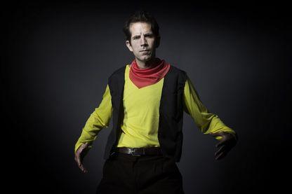 Julien Berjeaut, dit Jul, dessinateur de presse et auteur de bande dessinée.