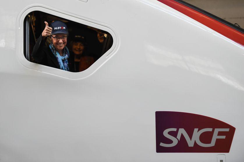 La ministre des Transports, Elisabeth Borne, en charge de la loi Mobilités