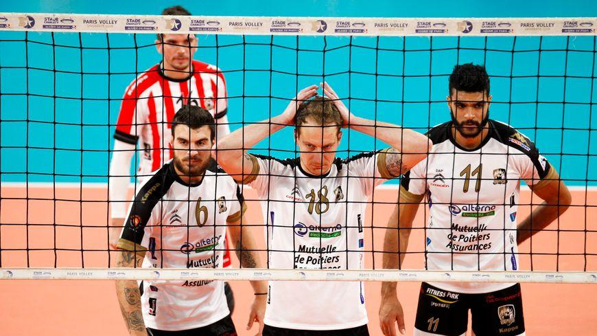 Illustration : les volleyeurs du SPVB le 17 septembre 2018.
