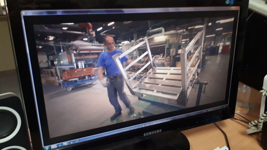 L' usine Steva de Bessines se met en scène pour séduire des repreneurs