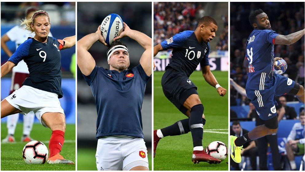 Euro Foot Feminin 2019 Calendrier.Calendrier Les Dates Des Grands Evenements Sportifs A Ne
