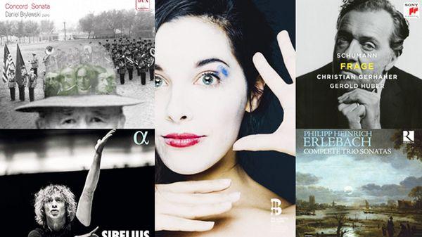 Actualité du disque : Ives, Erlebach, Sibelius...