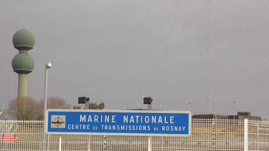 L'entrée du CTM, le long de la départementale 27, au cœur de la Brenne