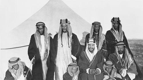 Épisode 2 : La naissance du royaume d'Arabie Saoudite