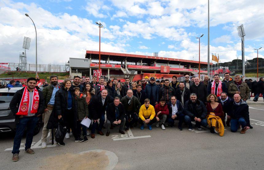 Des chefs d'entreprise du 66 en visite à Gerone - Barcelone