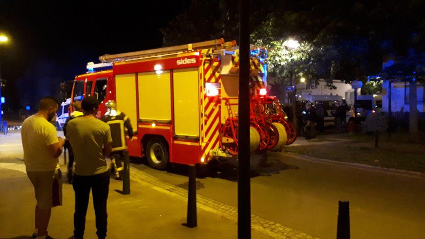 Pompiers - photo d'illustration