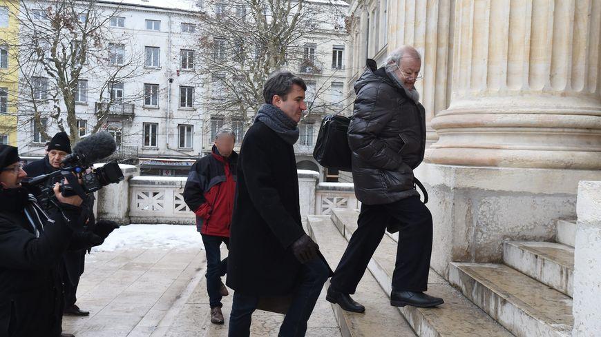 Marc Petit jugé devant le tribunal correctionnel de Saint Etienne ce jeudi 24 janvier