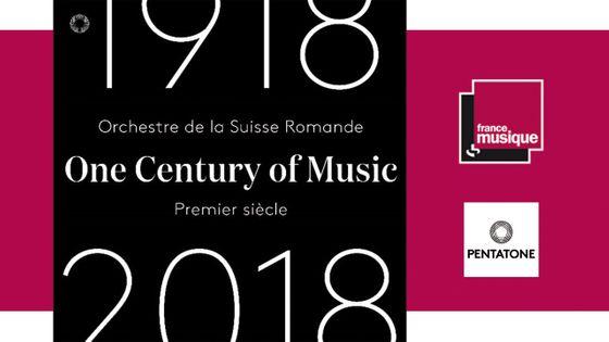 One century of Music - Orchestre de la Suisse Romande