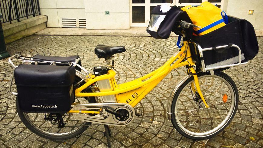 Vélo facteur