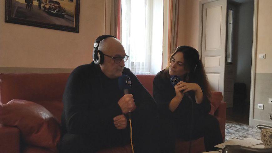 Christian Guicheteau et Evelaine Fontana