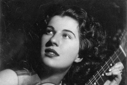 """Anna Marly, auteure de la musique du """"Chant des Partisans"""", hymne de la Résistance"""