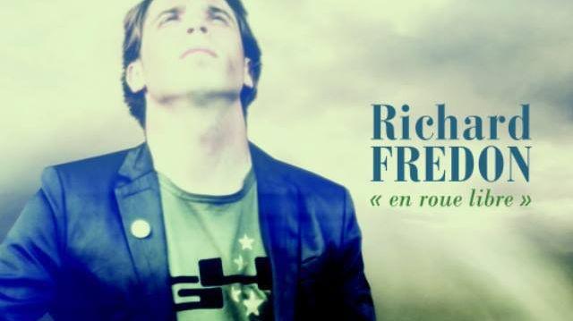 "L'album de Richard Fredon ""en roue libre"""