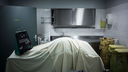 Épisode 4 : Mourir à l'hôpital