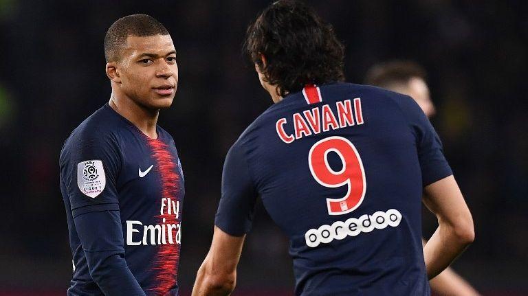 Le PSG avec Mbappé et Cavani mais sans Neymar blessé