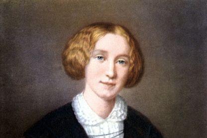 """George Eliot, romancière et héroïne du livre de Mona Ozouf """"L'autre George : à la rencontre de George Eliot"""" aux Editions Gallimard"""