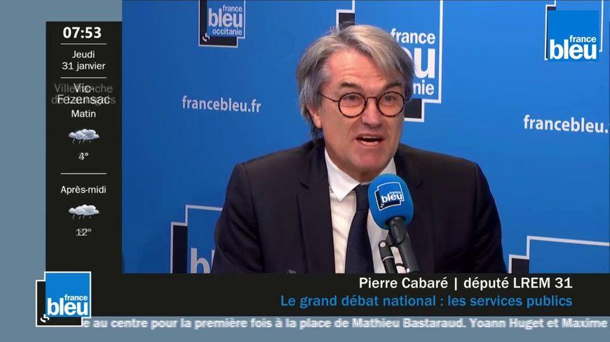 Le député LERM Pierre Cabaré en appelle à la mobilisation des parents quand une école ferme  dans un village