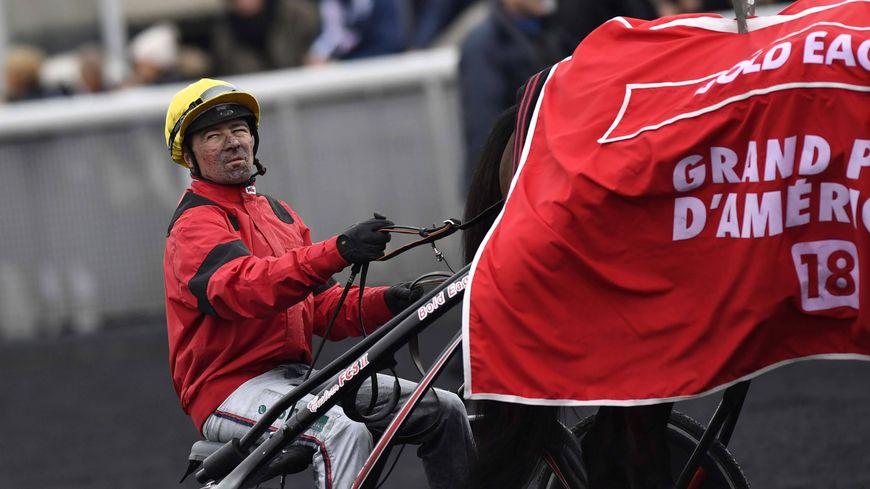 Franck Nivard avait terminé deuxième lors du Grand Prix d'Amérique 2018