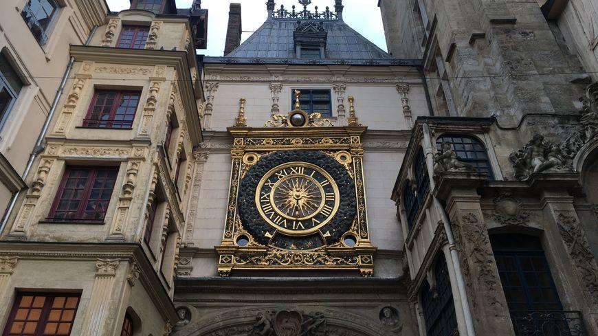 24 000 visiteurs viennent au Gros Horloge chaque année