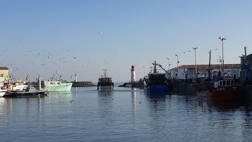 Le Black Pearl a coulé à 40 km au large de Royan, le 20 février 2018.