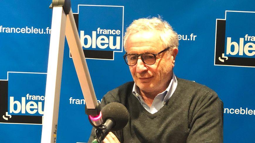 Jean-Michel Roussier, le président de l'ASNL, était l'invité de France Bleu Lorraine