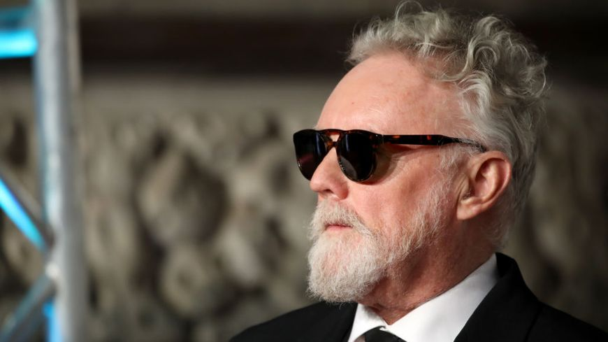 EE British Academy Film Awards - Red Carpet Arrivals LONDON, ENGLAND - FEBRUARY 10: Roger Taylor attends the EE British Academy Film Awards at Royal Albert Hall on February 10, 2019 in London, England. (Photo by Mike Marsland/WireImage)