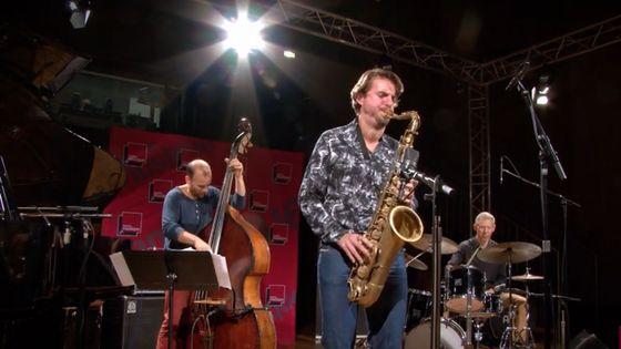 """Le Samy Thiébault Quartet interprète """"Soft Parade"""""""