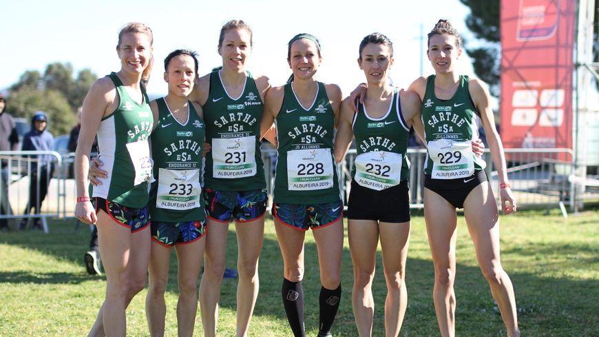 """Les athlètes de l'Entente Sarthe Athlétisme ont lancé leur blog, intitulé """"Run N'Roses"""""""
