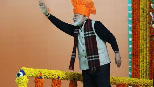 Épisode 1 : Valoriser son bilan : Narendra Modi face aux électeurs