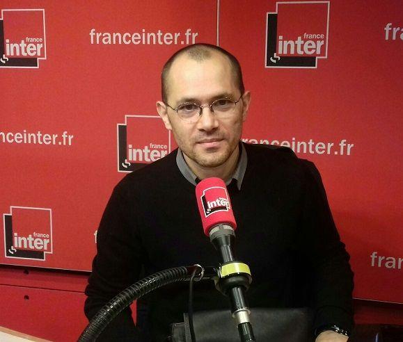 Stéphane FOUCART journaliste scientifique au quotidien Le Monde