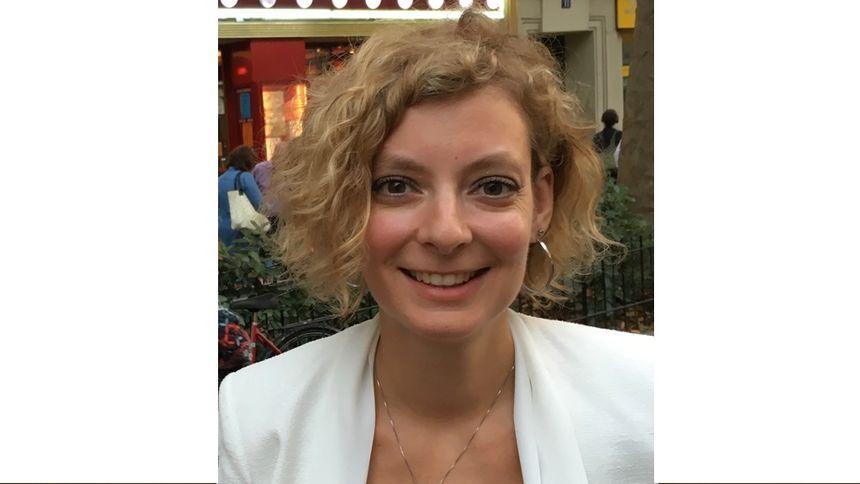 Fanny Cauvet préside l'association qui vient en aide aux familles touchées par la maladie