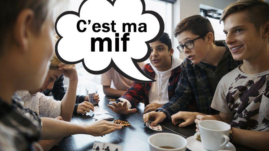 """Le mot """"la mif"""" expliqué dans le Dico des Ados"""