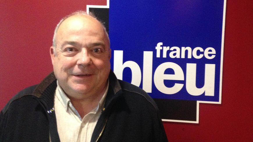 Xavier Boussès est viticulteur amateur.