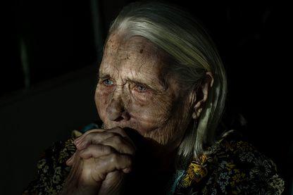 Femme Kirghiz