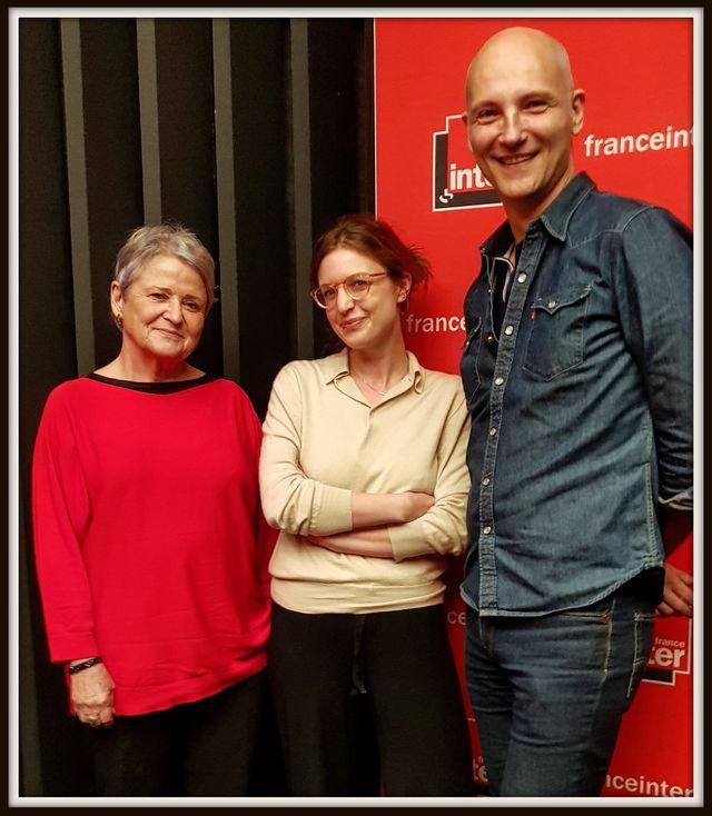 Geneviève Fraisse, Rebecca Amsellem et Jean-Louis Jeannelle