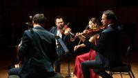 Mozart, Schubert, Tchaïkovski... par le Quatuor Casal