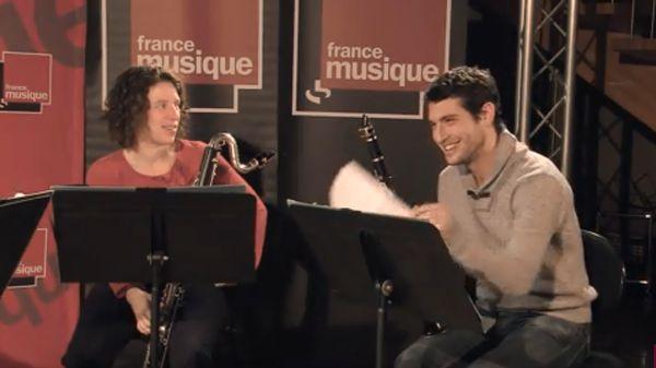 Le quatuor Anches Hantées interprète Ravel et Grieg