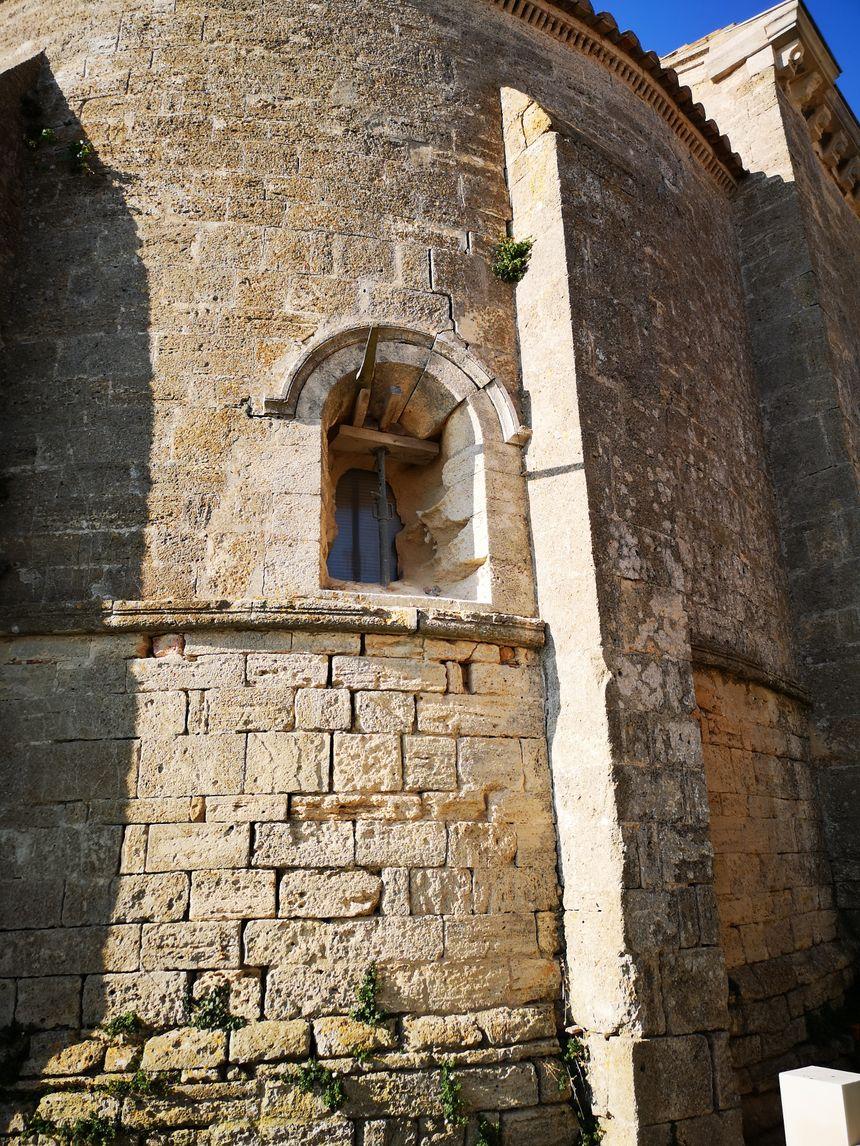 Des fissures fragilisent sérieusement la chapelle des Pénitents