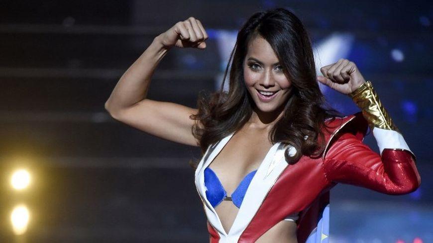 Miss France 2019 lors de la cérémonie des Miss