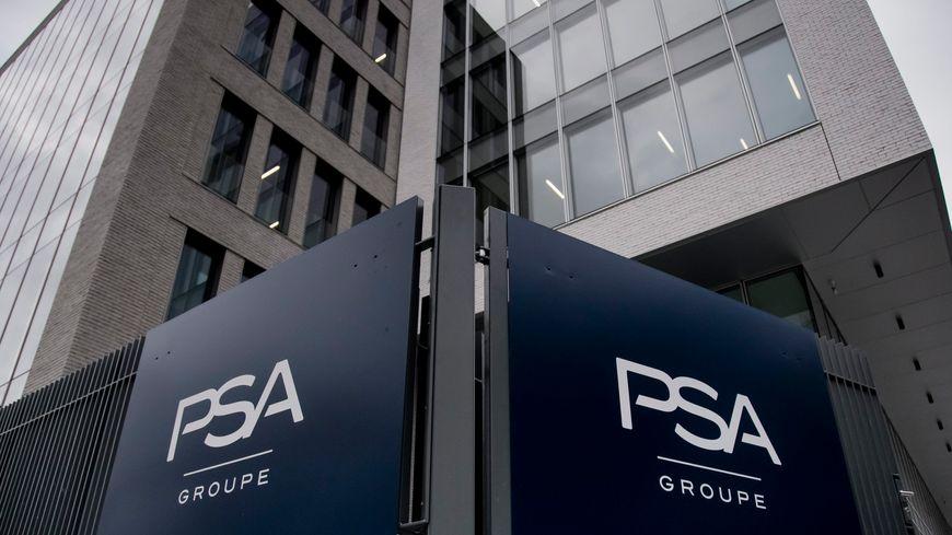 Le siège social du groupe PSA.