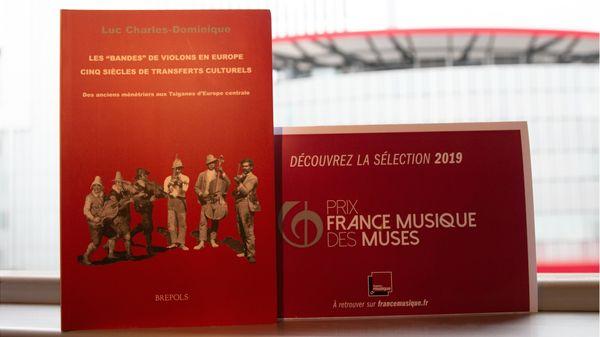 """« Les """"Bandes de violons"""" en Europe » de Luc Charles-Dominique - Sélection prix France Musique des Muses 2019"""