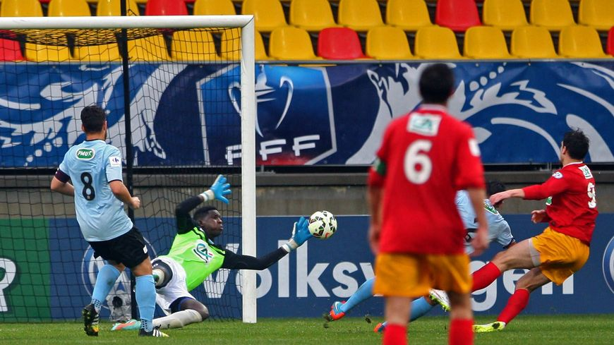 Les manceaux se sont inclinés 2-0 contre le Tours FC (photo d'archive)