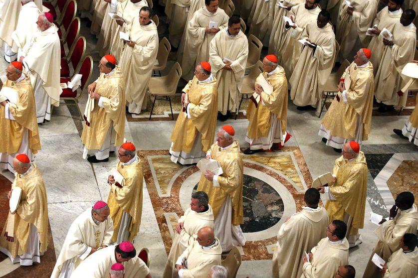 Célébration de l'Épiphanie au Vatican