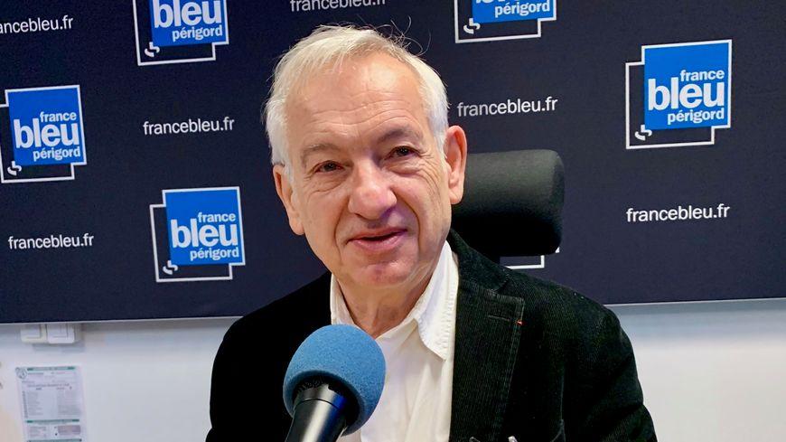 Jean-Jacques de Peretti, le maire de Sarlat