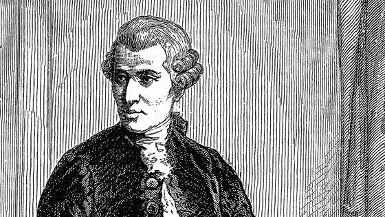 gravure de Joseph Haydn (détail)