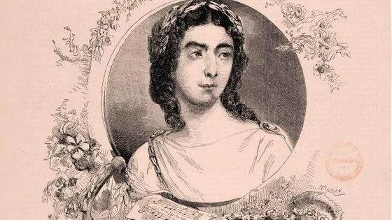 """Pauline Viardot dans """"Orphée"""" de Glück au Théâtre-Lyrique"""