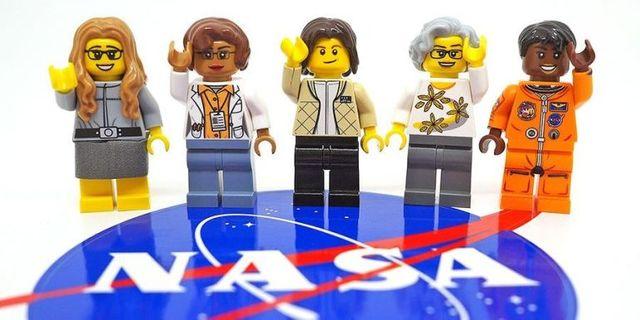 Lego et sa série de femmes scientifiques