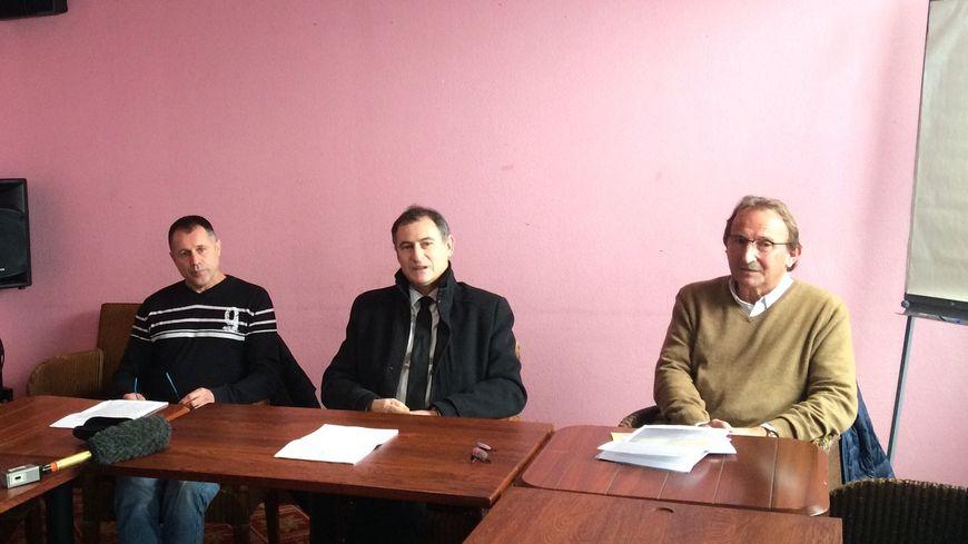 """Les responsables de l'association"""" J'aime Beynac et sa vallée"""""""
