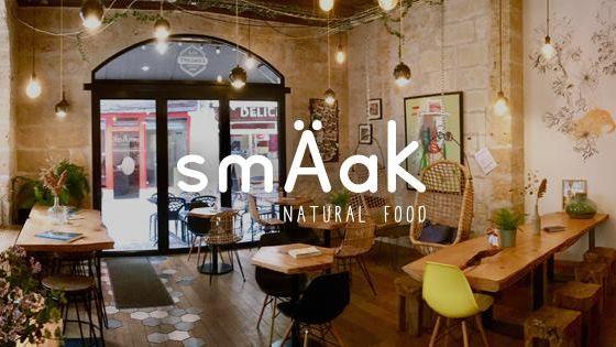 Smakk Natural Food à Tours