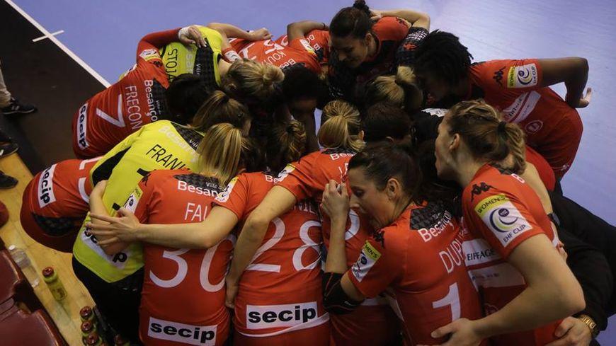 Les handballeuses de Besançon (ESBF) peuvent être fières de leur parcours européen jusqu'aux portes des ¼ de finale de la Coupe EHF 2018-2019