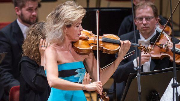 Anne-Sophie Mutter lauréate du Polar Music Prize